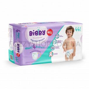 Подгузники-трусики Bibby Maxi 8-13кг
