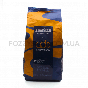 Кофе зерно Lavazza Gold Selection