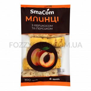Блины SmaCom с персиком и абрикосом пакет