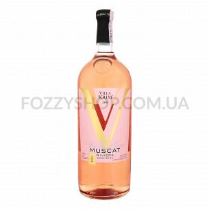 Вино Villa Krim Мускат...