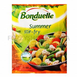 Смесь овощная Bonduelle с брокколи и кабачками