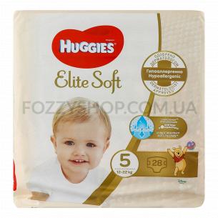 Подгузники Huggies Elite Soft 5 12-22кг