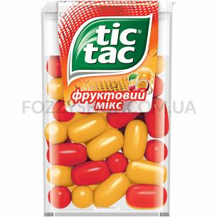 Драже Tic Tac фруктовый микс