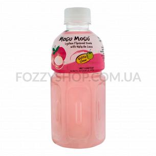 Напиток MoGu MoGu с Ната де Коко и вкусом личи