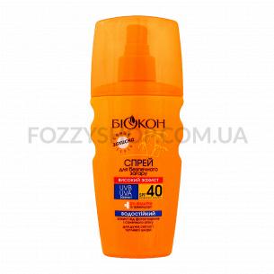 Спрей Биокон Высокая защита SPF40