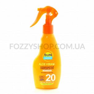 Спрей для загара Sun Energy SPF 20