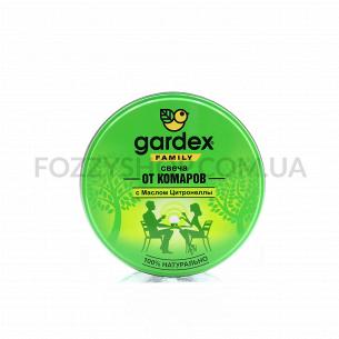 Свечка от комаров Gardex Family репеллентная