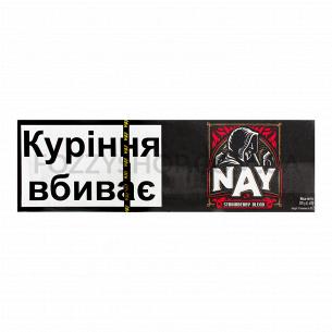 Табак для кальяна NAY Клубника ароматизированный