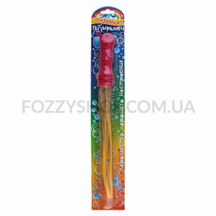Набор Bubbleland Мыльные пузыри Пузырьмеч 120мл 41298A