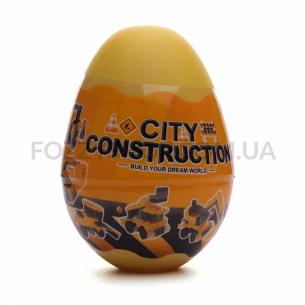 Конструктор Строительство в яйце в ассортименте