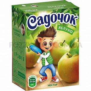Нектар Садочок яблочный т/п