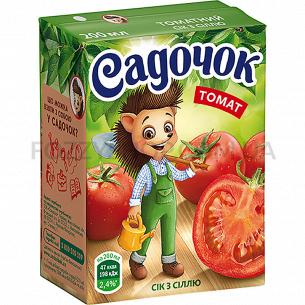 Сок Садочок томатный