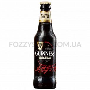 Пиво Guinness Original темное