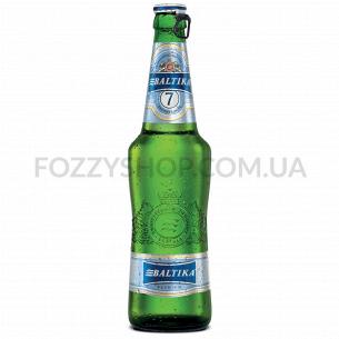 Пиво Балтика №7 Экспортное