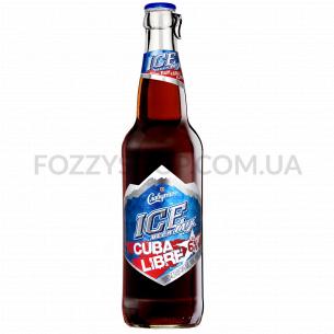 """Пиво """"Славутич ICE Mix Cuba..."""