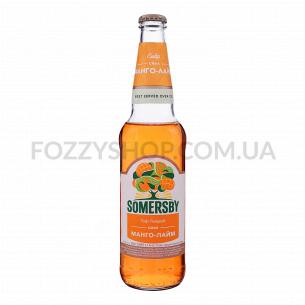 Сидр Somersby вкус манго-лайм