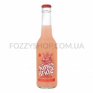 Напиток слабоалкогольный King`s Bridge Джин-грейпфрут