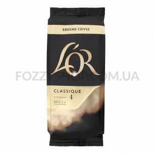 Кофе молотый L`OR Classic