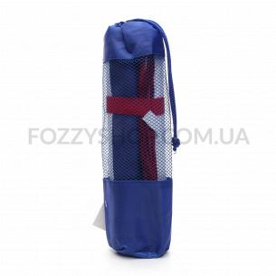 Полотенце-подстилка пляжное в чехле в ассортименте