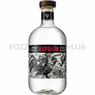 Текила Espolon Blanco