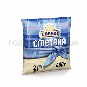 Сметана Славія 21% п/э