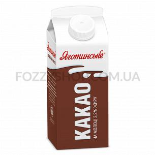 Напиток молочный Яготинське...