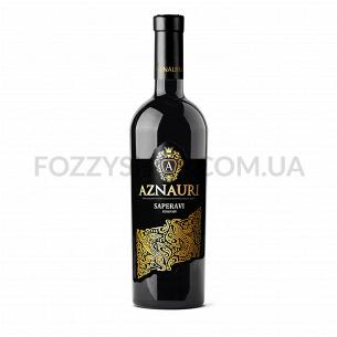 Вино Азнаури Саперави сух...