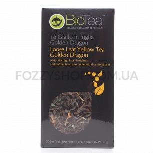 Чай желтый BioTea