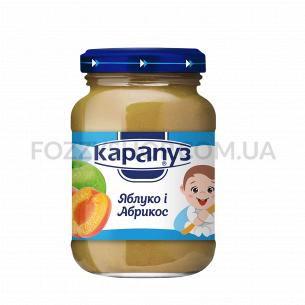Пюре Карапуз яблоко-абрикос