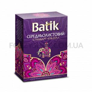 Чай черный Batik ФВОР