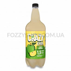 Квас Квас Тарас Crazy Kvas яблоко