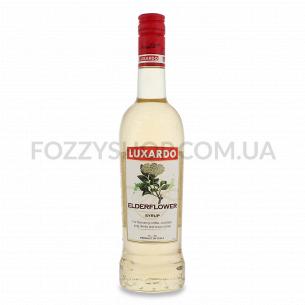 Сироп Luxardo Elderflower