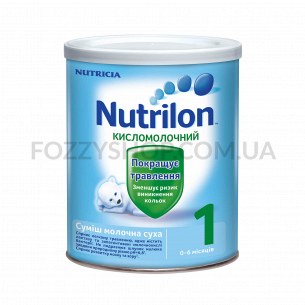 Смесь Nutricia Nutrilon...