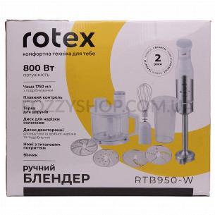 Блендер Rotex RTB950-W