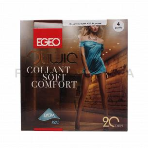 Колготки женские Egeo Oliwia Soft Comfort 20 р.4