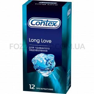Презервативы Contex Long Love