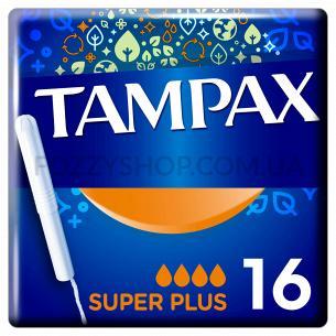 Тампоны Tampax Super Plus DUO