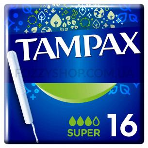 Тампоны Tampax Super DUO