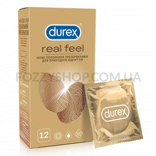 Презервативы Durex RealFeel