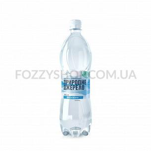 Вода питьевая Природне джерело негазированная