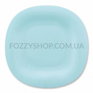 Тарілка обід Luminarc Carine Light Turquoise 27см