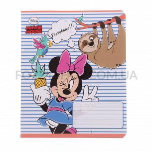 Тетрадь Тетрада Disney клетка 24 листа
