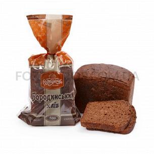 Хлеб Бородинский нарезной
