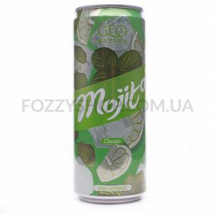 Напиток Geo Natura Мохито ж/б