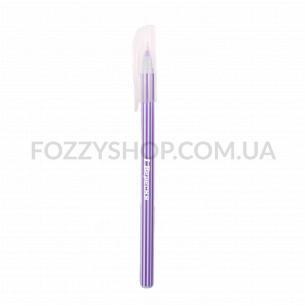 Ручка масляная 1Вересня Linear синяя