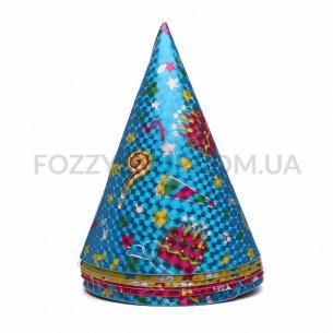 Колпачки разноцветные 121 Party Favors
