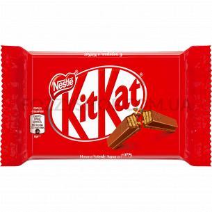 Батончик Kit Kat Фінгерс...
