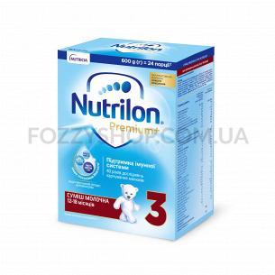 Смесь Nutrilon 3 молочная