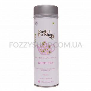 Чай белый English Tea Shop органический