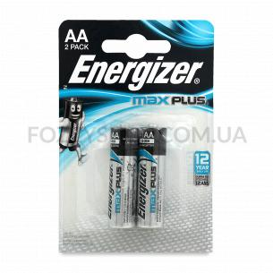 Батарейки Energizer Max plus AA